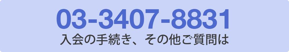 03-3407-8831